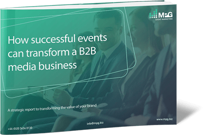 DOWNNLOAD REPORT: How Successful Events can Transform a B2B Media Business