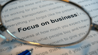 Business Focus - Competitive Advantage