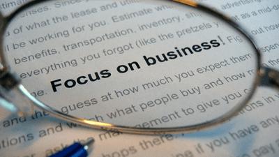 Business Focus - Competitive Advantage