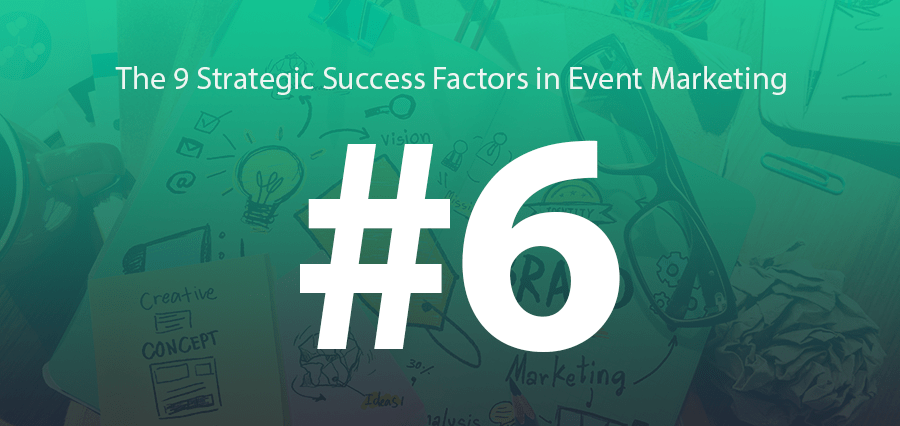#6 | Strong Brand Identity & Positioning for B2B Event Success