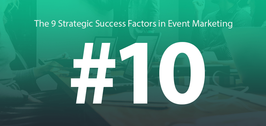 #10 | Event Marketing: The Ultimate Project Management Challenge